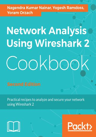 Okładka książki Network Analysis Using Wireshark 2 Cookbook