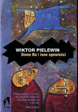 Okładka książki/ebooka Omon Ra i inne opowieści