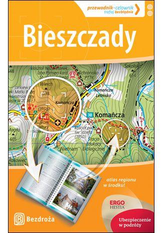 Okładka książki/ebooka Bieszczady. Przewodnik-celownik. Wydanie 1