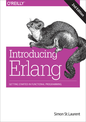 Okładka książki/ebooka Introducing Erlang. Getting Started in Functional Programming. 2nd Edition