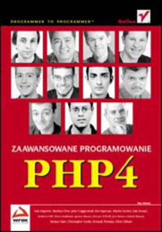 Okładka książki/ebooka PHP4. Zaawansowane programowanie