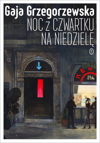 Okładka książki/ebooka Noc z czwartku na niedzielę