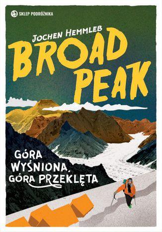 Okładka książki/ebooka Broad Peak