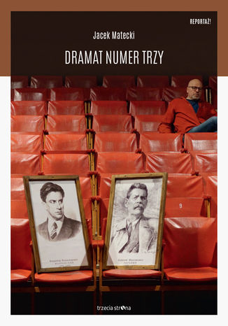 Okładka książki/ebooka Dramat Numer Trzy