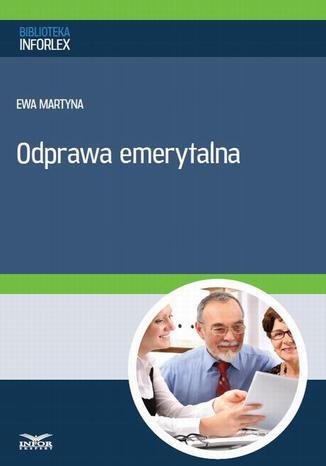 Okładka książki/ebooka Odprawa emerytalna