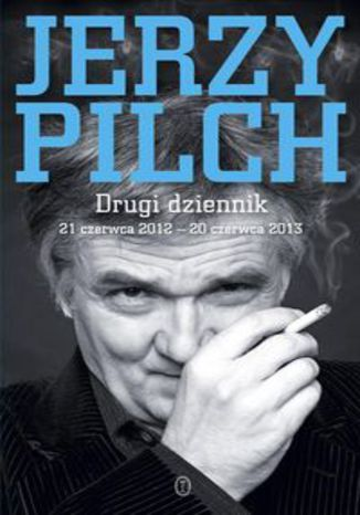 Okładka książki/ebooka Drugi dziennik 21 czerwca 2012 - 20 czerwca 2013