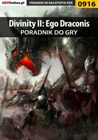 Okładka książki/ebooka Divinity II: Ego Draconis - poradnik do gry
