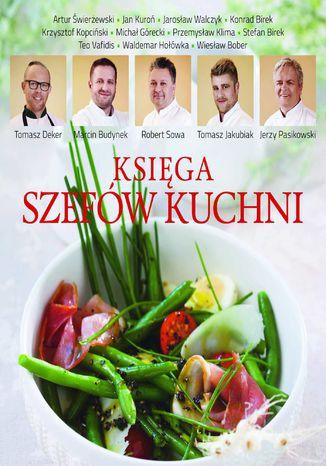 Okładka książki/ebooka Księga szefów kuchni