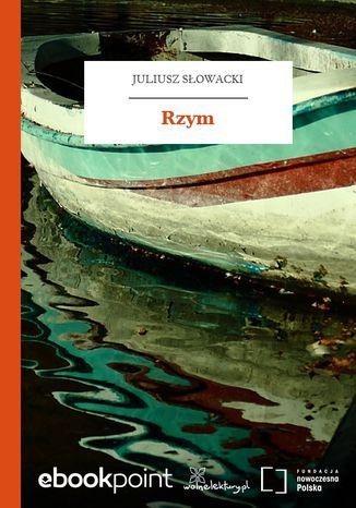 Okładka książki/ebooka Rzym