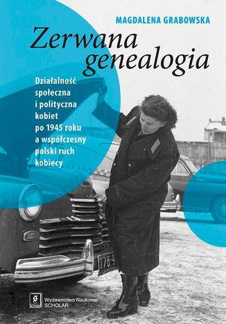 Okładka książki/ebooka Zerwana genealogia