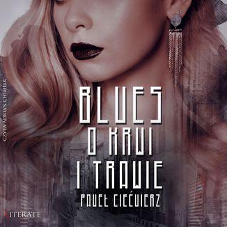 Okładka książki/ebooka Blues o krwi i trawie