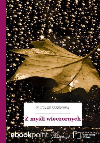 Okładka książki/ebooka Z myśli wieczornych