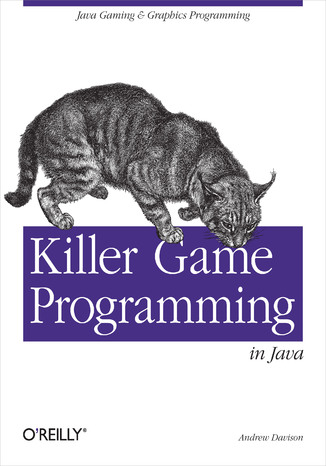Okładka książki/ebooka Killer Game Programming in Java
