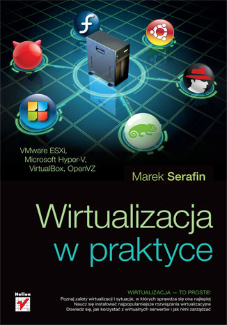Okładka książki/ebooka Wirtualizacja w praktyce