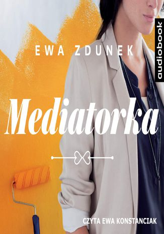 Okładka książki/ebooka Mediatorka