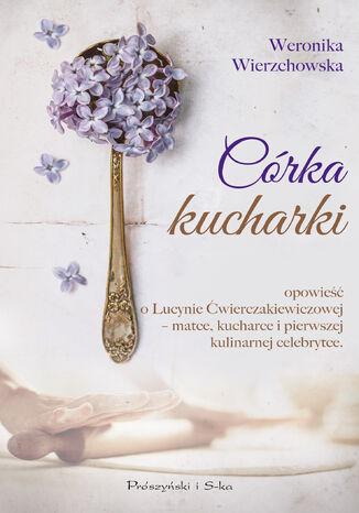 Okładka książki/ebooka Córka kucharki