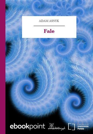 Okładka książki/ebooka Fale