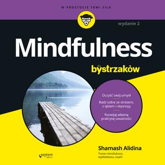 Okładka książki Mindfulness dla bystrzaków. Wydanie II