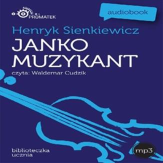 Okładka książki Janko Muzykant