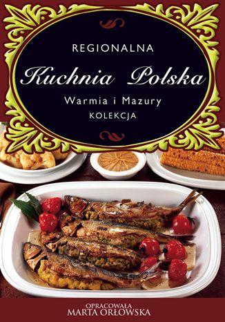 Okładka książki/ebooka Warmia i Mazury