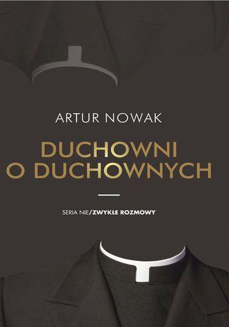 Okładka książki/ebooka Duchowni o duchownych