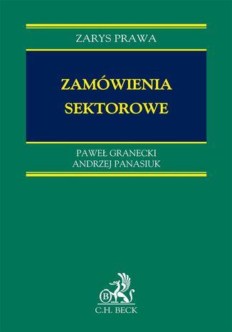 Okładka książki/ebooka Zamówienia sektorowe