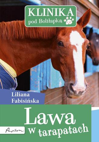 Okładka książki/ebooka Klinika pod Boliłapką (#11). Klinika pod Boliłapką. Lawa w tarapatach