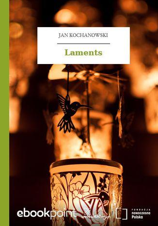Okładka książki/ebooka Laments