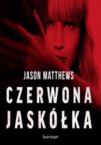 Okładka książki/ebooka Czerwona jaskółka