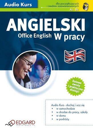 Okładka książki/ebooka Angielski w pracy Office English
