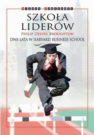 Okładka książki/ebooka Szkoła liderów