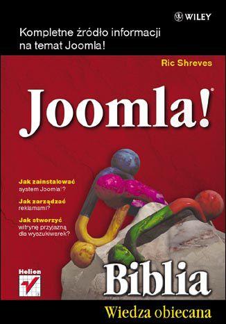 Okładka książki/ebooka Joomla! Biblia