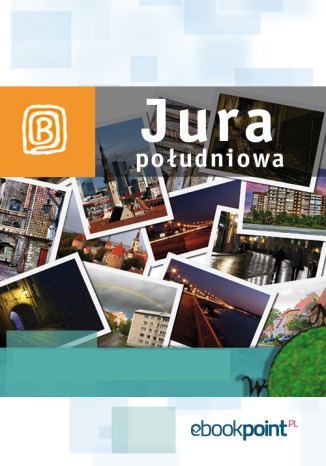 Okładka książki/ebooka Jura południowa. Miniprzewodnik