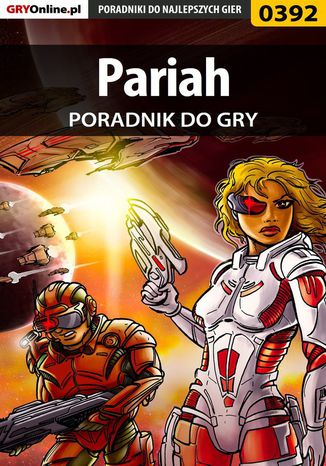 Okładka książki/ebooka Pariah - poradnik do gry