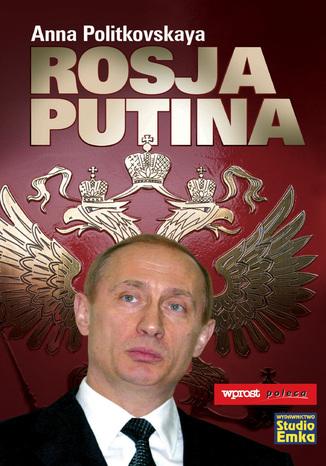 Okładka książki/ebooka Rosja Putina