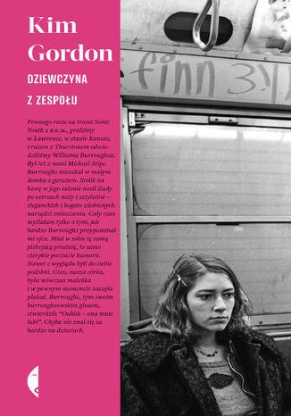 Okładka książki/ebooka Dziewczyna z zespołu