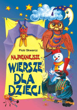 Okładka książki/ebooka Najpiękniejsze wiersze dla dzieci