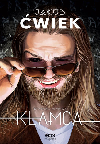 Okładka książki/ebooka Kłamca