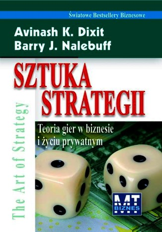 Okładka książki/ebooka Sztuka strategii