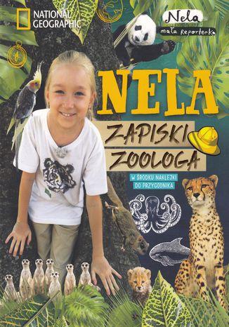 Okładka książki/ebooka Nela Zapiski zoologa