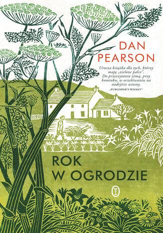 Okładka książki/ebooka Rok w ogrodzie