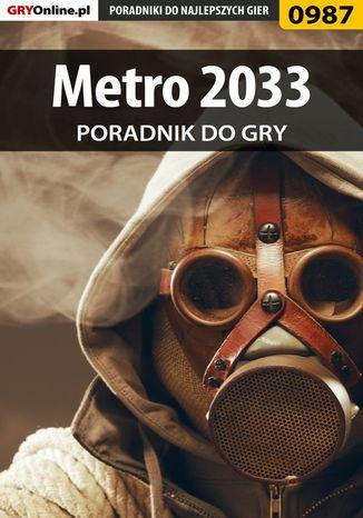 Okładka książki/ebooka Metro 2033 - poradnik do gry