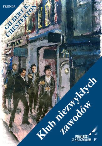Okładka książki/ebooka Klub niezwykłych zawodów