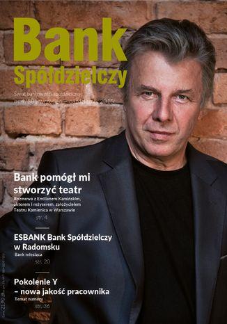 Okładka książki/ebooka Bank Spółdzielczy nr 4/581, wrzesień-październik 2015