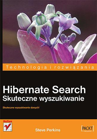 Okładka książki Hibernate Search. Skuteczne wyszukiwanie