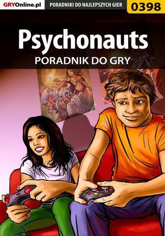 Okładka książki/ebooka Psychonauts - poradnik do gry