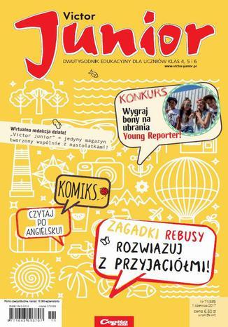 Okładka książki/ebooka Victor Junior nr 11 (335)