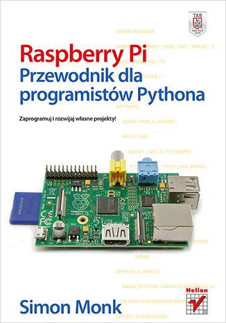 Okładka książki/ebooka Raspberry Pi. Przewodnik dla programistów Pythona