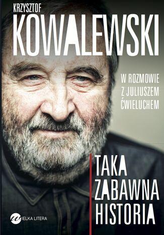 Okładka książki/ebooka Taka zabawna historia (tw)