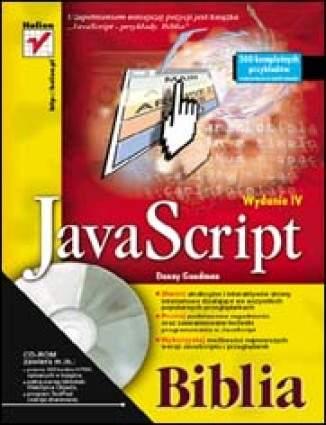 Okładka książki JavaScript. Biblia i JavaScript - przykłady. Biblia